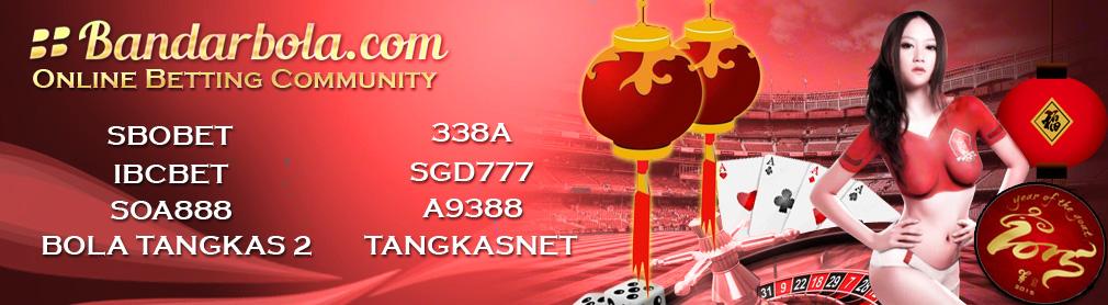 Bandar Bola SBOBET IBCBET Taruhan Casino Online